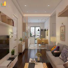Lựa chọn nội thất cho căn hộ chung cư có không gian nhỏ