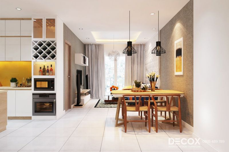 Phòng khách hiện đại hơn với các mẫu sofa nỉ